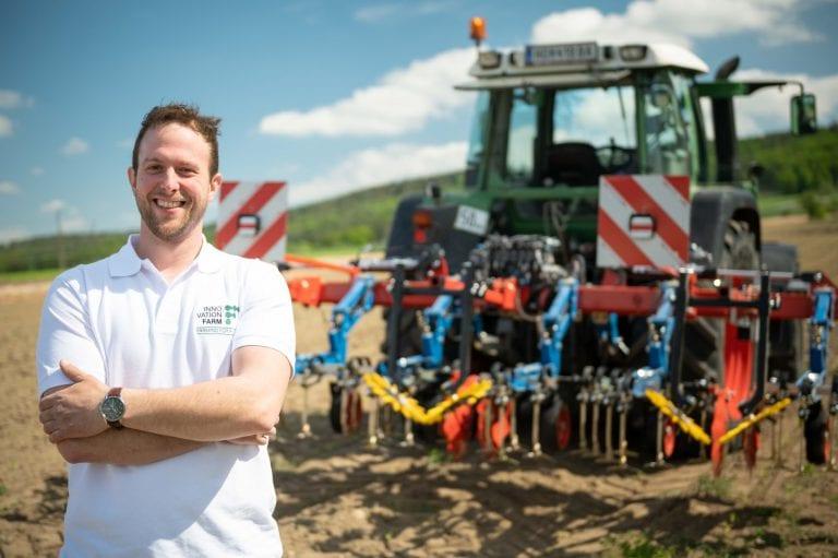 Innovation Farm Partner werden