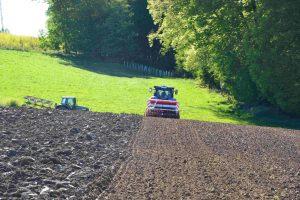 Ackerbau am Innovation Farm Pilotbetrieb