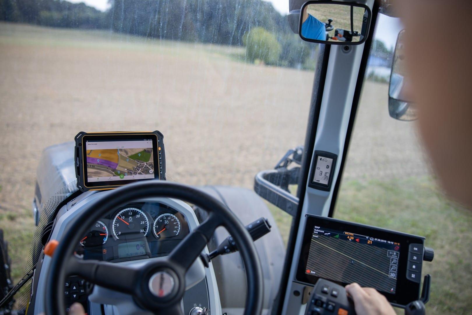 Smartfarming im Ackerbau