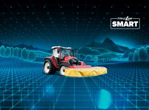 Lindner mit TracLink Smart System für maximale Produktivität.