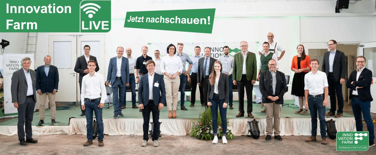 Innovation Farm LIVE 2021